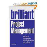 Book Brilliant Project Management